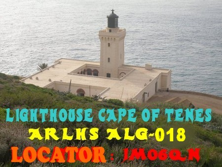 LIGHTHOUSE CAPE OF TENES
