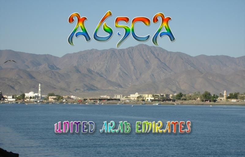 QSL image for A65CA