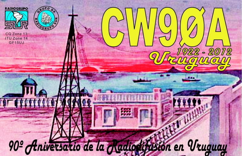 QSL image for CW90A