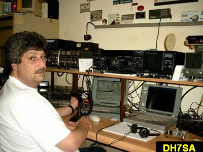 QSL image for DH7SA