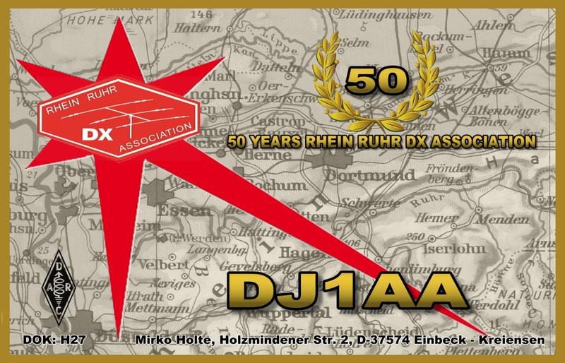 QSL image for DJ1AA