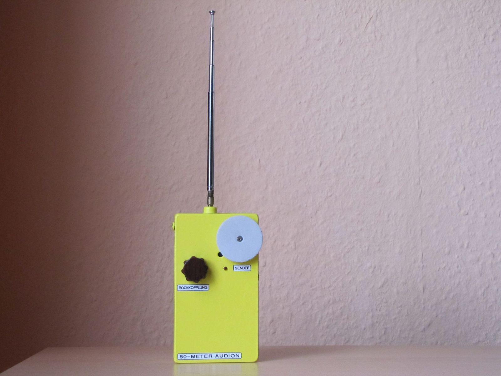 80 Meter-Audion