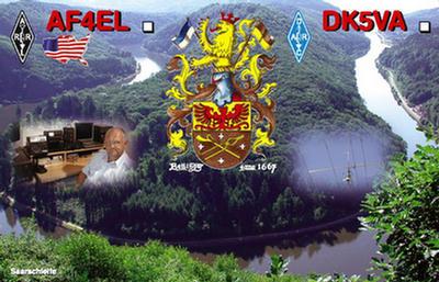 QSL image for DK5VA
