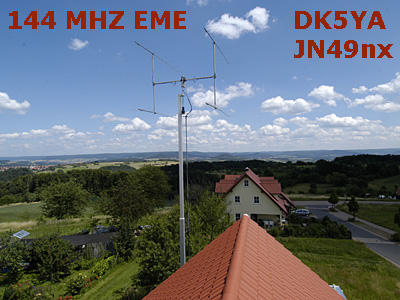 QSL image for DK5YA