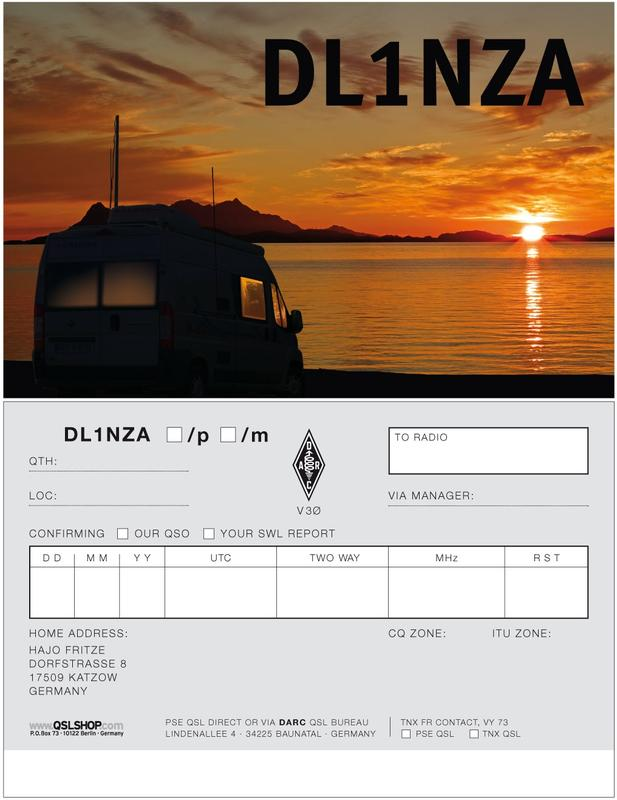 QSL image for DL1NZA