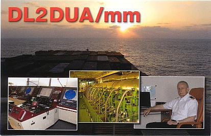 QSL image for DL2DUA