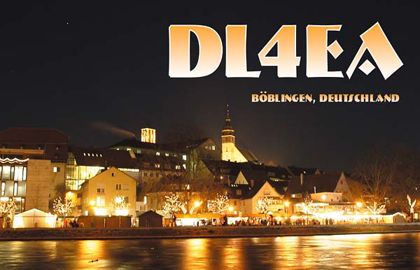 QSL image for DL4EA