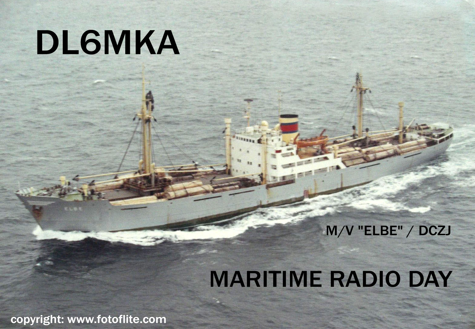 QSL image for DL6MKA