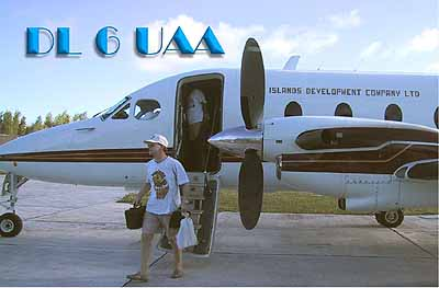 QSL image for DL6UAA