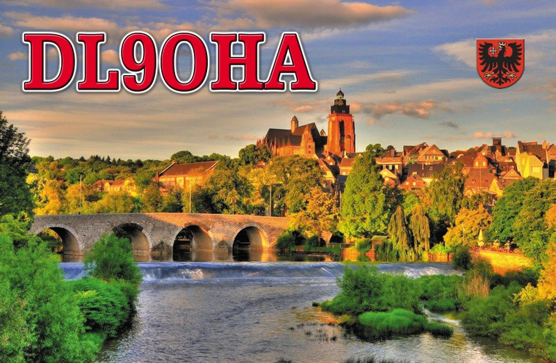 QSL image for DL9OHA
