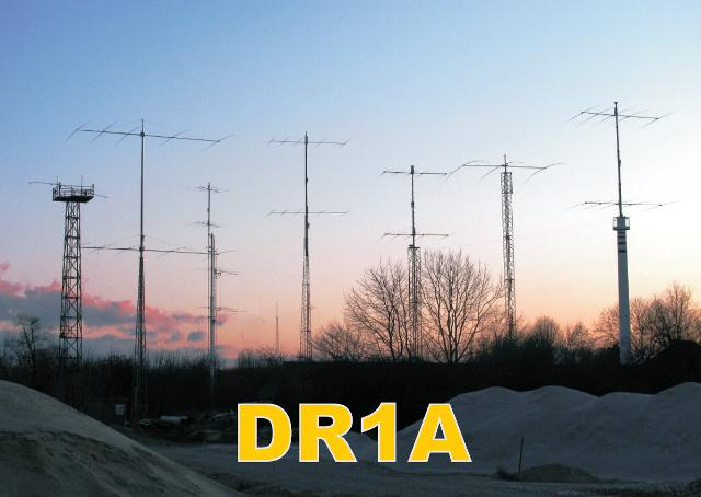 QSL image for DR1A