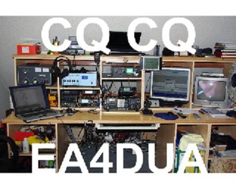 QSL image for EA4DUA