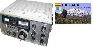 QSL image for EA8AEA