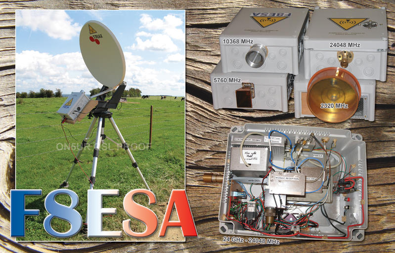 QSL image for F8ESA