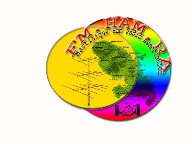 QSL image for FM4KA