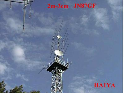 QSL image for HA1YA