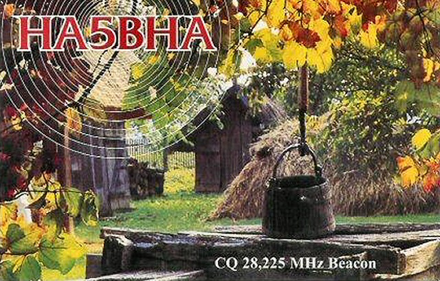 QSL image for HA5BHA
