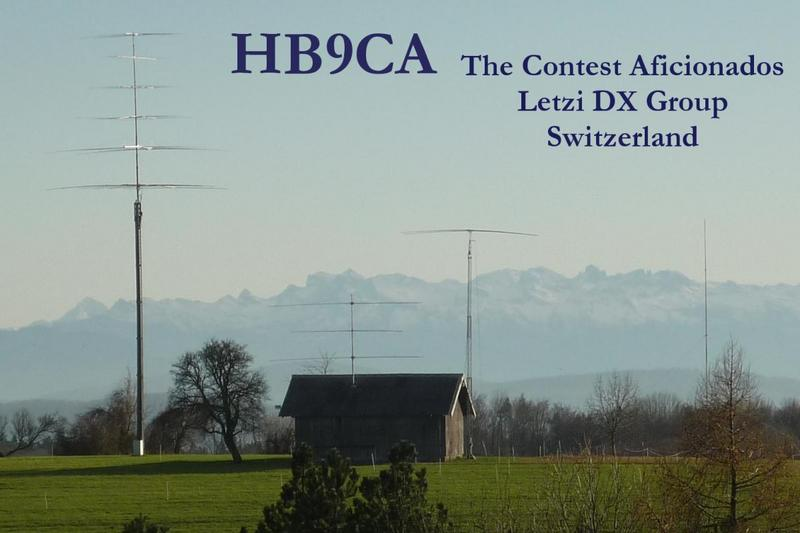 QSL image for HB9CA