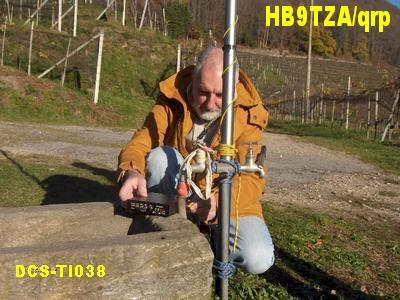 QSL image for HB9TZA