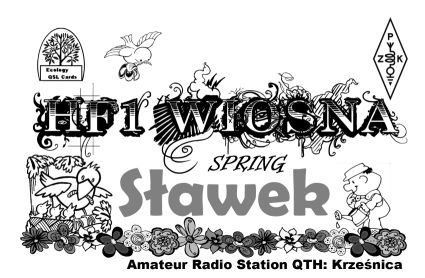 QSL image for HF1WIOSNA