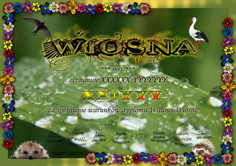 QSL image for HF3WIOSNA