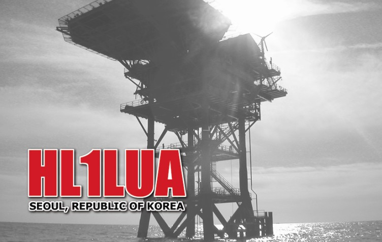 QSL image for HL1LUA