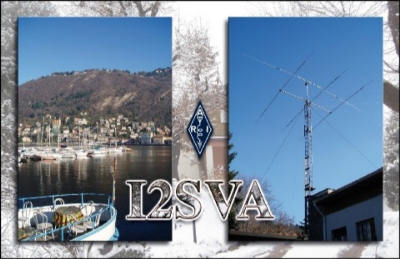 QSL image for I2SVA