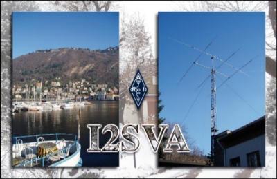 QSL image for I2SVA