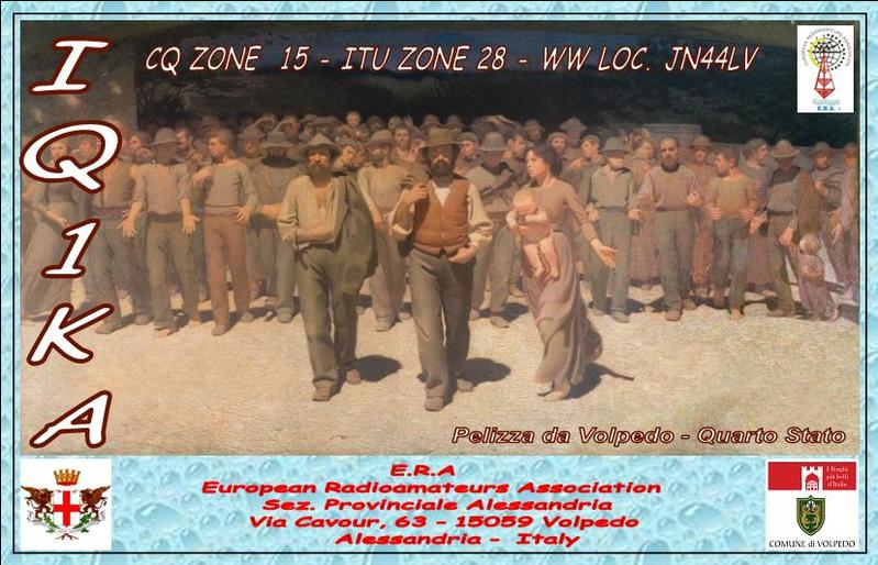 QSL image for IQ1KA