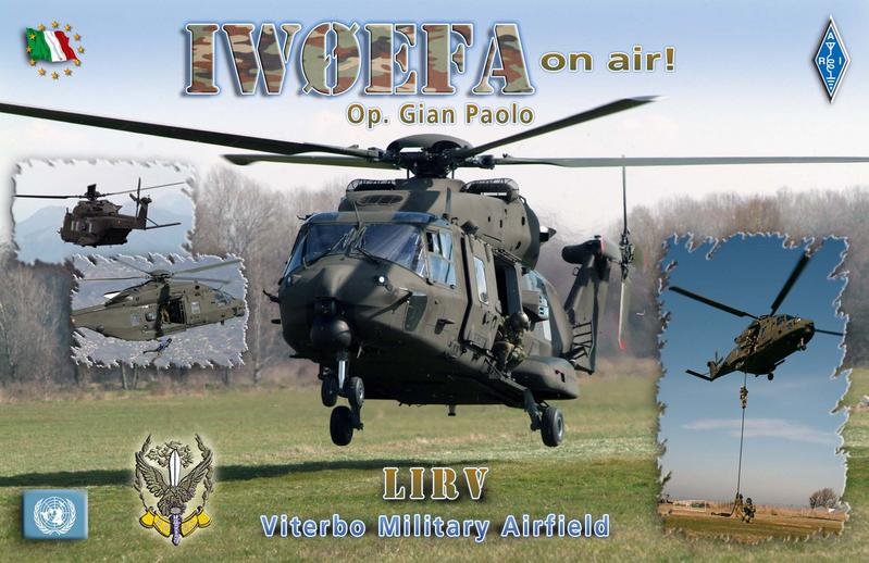 QSL image for IW0EFA