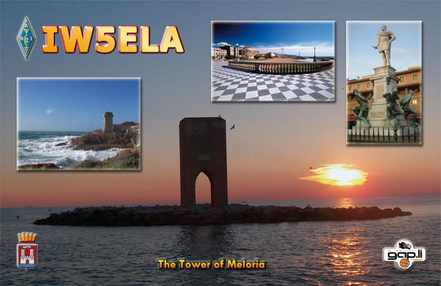 QSL image for IW5ELA