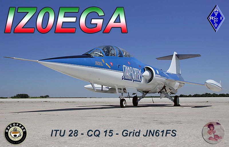 QSL image for IZ0EGA