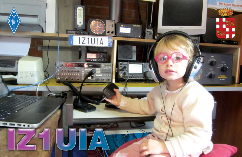 QSL image for IZ1UIA
