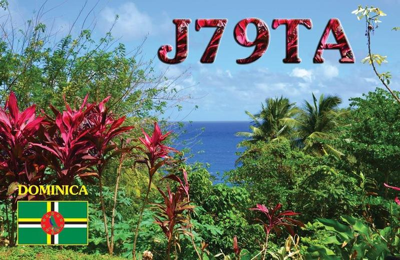 QSL image for J79TA