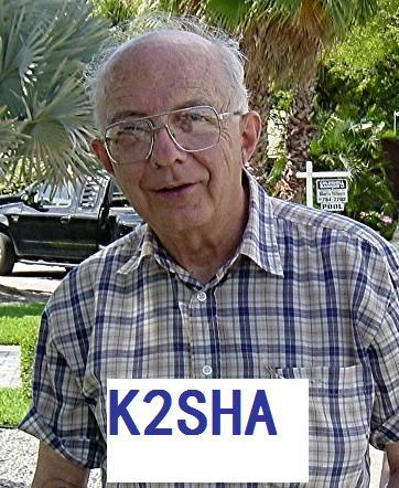 QSL image for K2SHA
