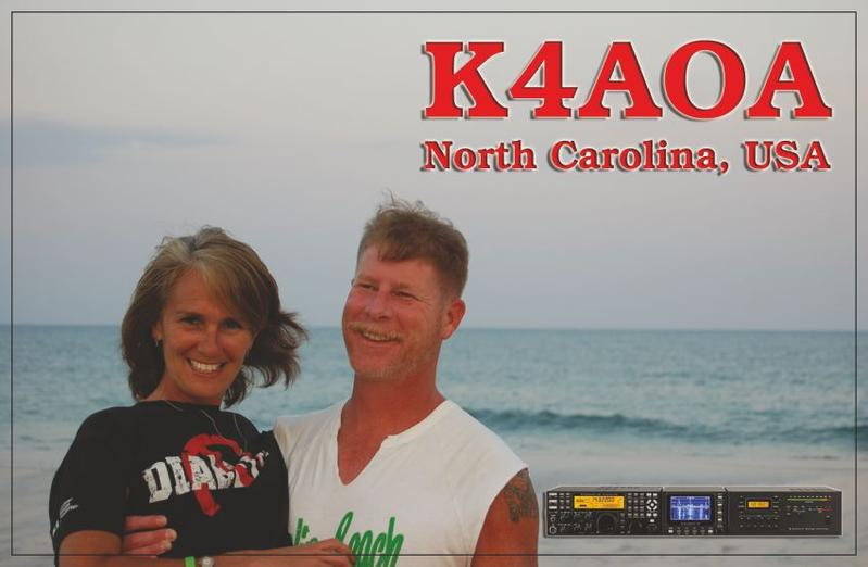 QSL image for K4AOA
