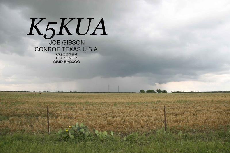 QSL image for K5KUA