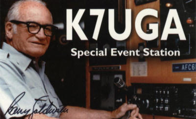 QSL image for K7UGA