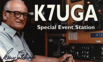 QSL image for K7UGA