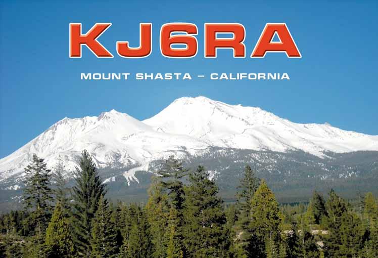 QSL image for KJ6RA