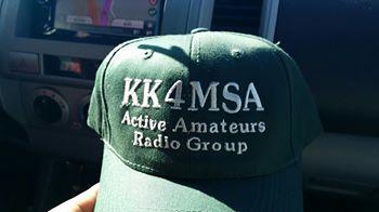 QSL image for KK4MSA