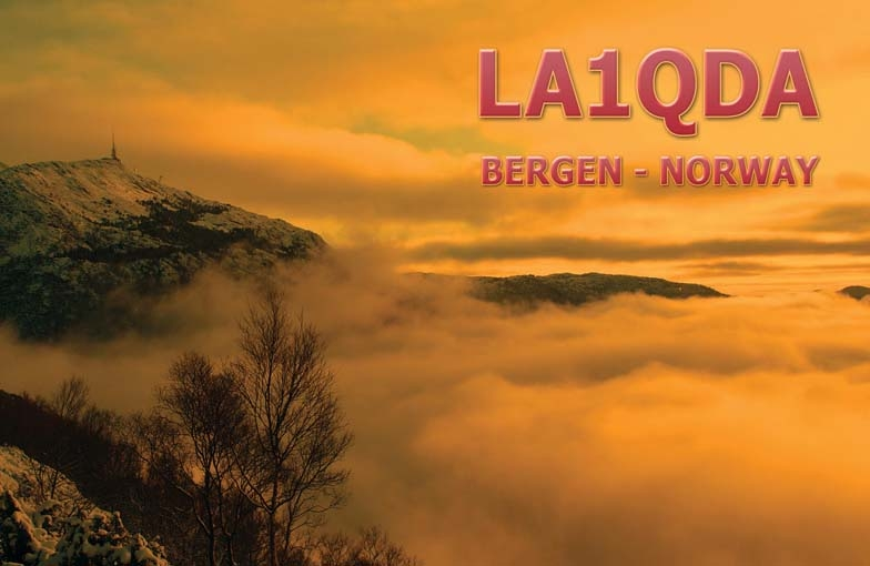 QSL image for LA1QDA