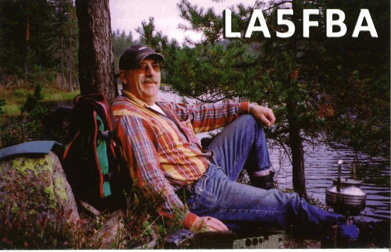QSL image for LA5FBA