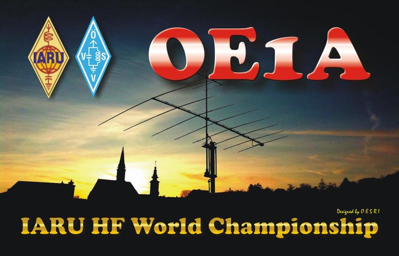 QSL image for OE1A