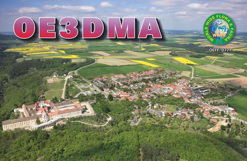 QSL image for OE3DMA