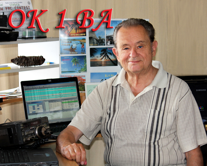 QSL image for OK1BA