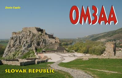QSL image for OM3AA
