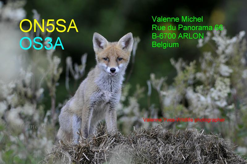 QSL image for OS3A