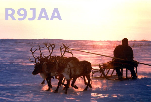 QSL image for R9JAA