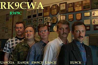 QSL image for RK9CWA
